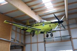 Pilatus PC-9, C-410