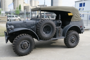 Dodge WC 56 Command Car Kdow 0,75 t 4x4 (G502)