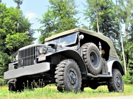 Dodge WC 56 CC, Kdow 0,75 t 4x4 (G502)