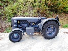 Bührer BD 4, Trak 4x2