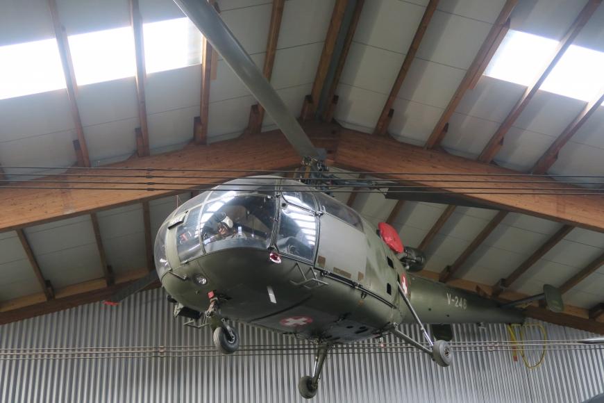 Alouette III SE-3160, V-246
