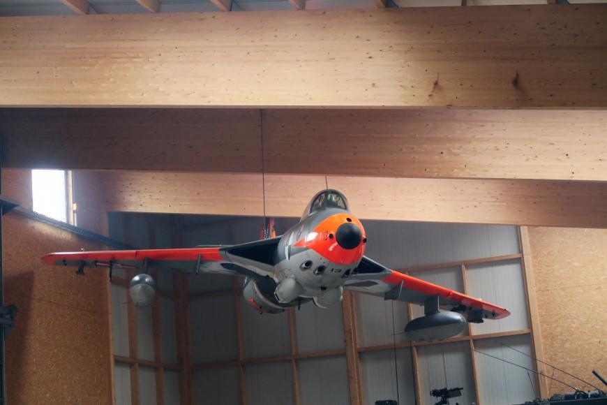 Hunter F Mk 58, J-4013