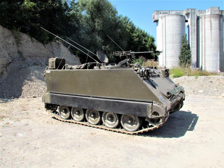 Spz 63 M-113 A1, Kdo Pz 63, M+73509