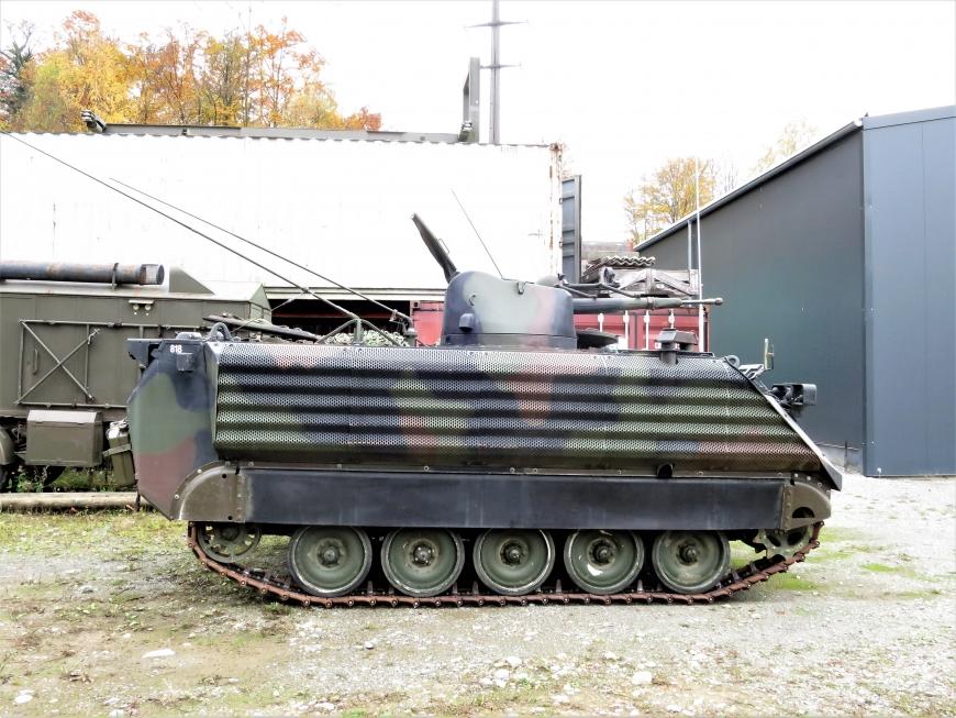 Spz 63/89 M-113 A1, M+73818