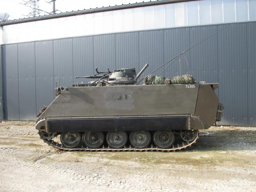 Spz 63/73 M-113 A1, M+74305