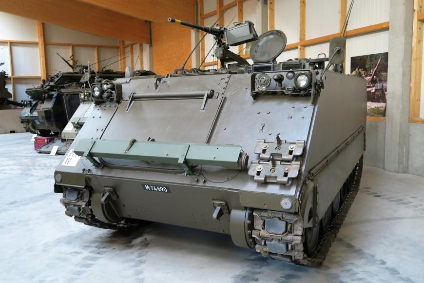 Spz 63 M-113 A1 Gpz 63 M+74690