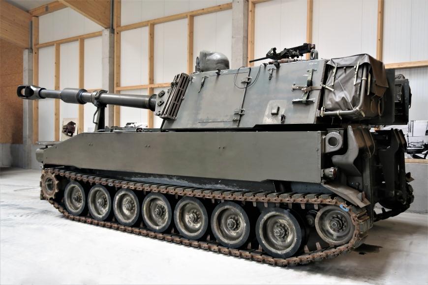 Panzerhaubitze 66/74 M-109/L-39, M+76140
