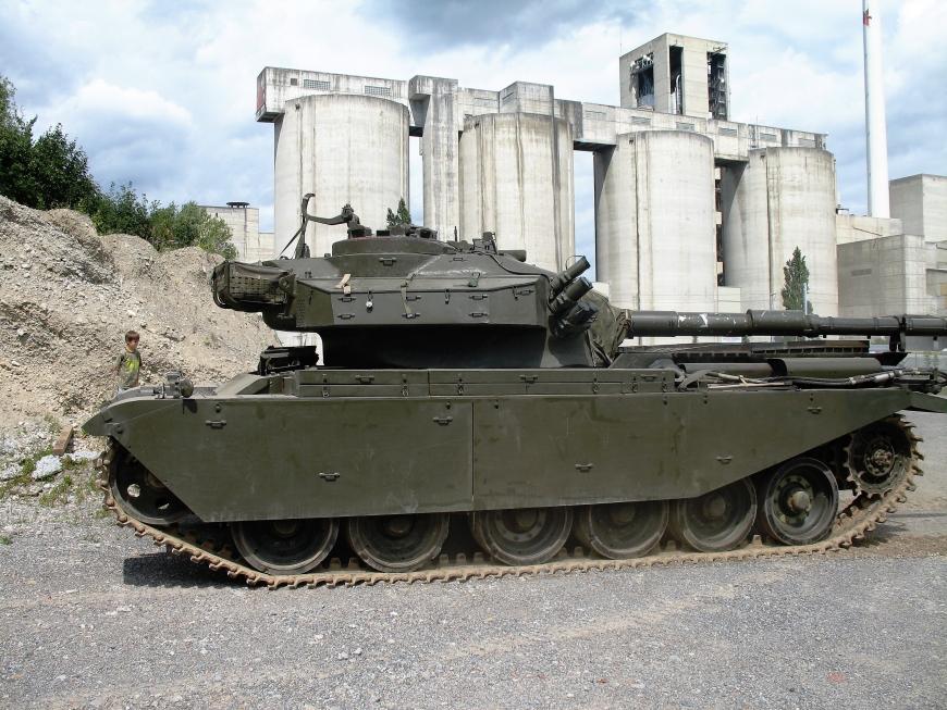Pz 55, Centurion Mk 5, M+78521