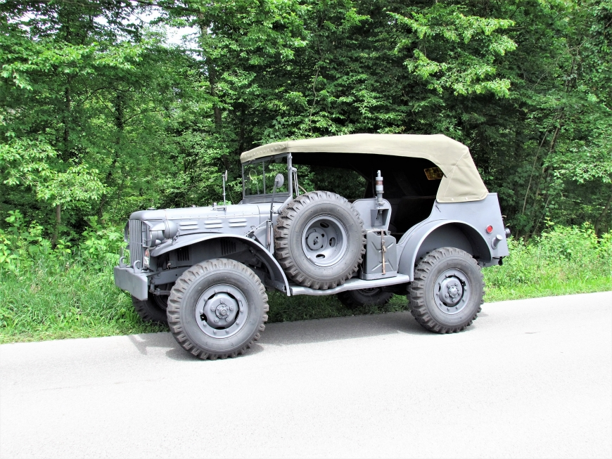 Dodge WC 56 Command Car, Kdow 0,75 t 4x4 (G502)