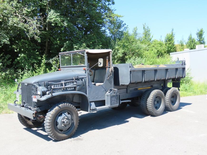 GMC CCKW 353 A2, Lastw Kipper 4 t gl 6x6