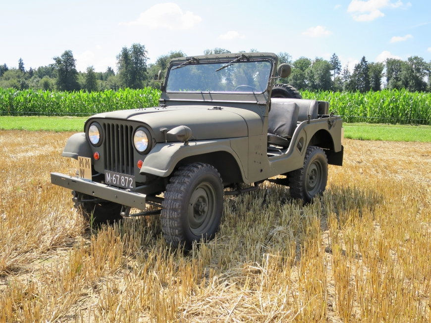 Kaiser CJ-5, Gel Pw 0,70t 4x4