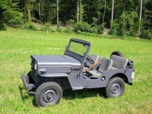 Willys Overland CJ-3B, Gelpw 0,55 t 4x4